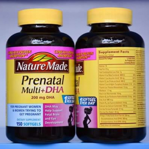Nature Made Prenatal Multi + DHA Liquid Softgel