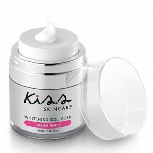 Kiss Whitening Collagen Cream Mask