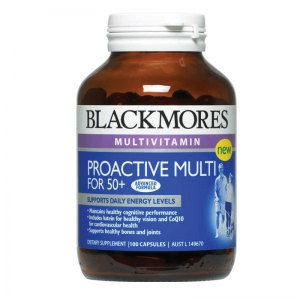 Thuốc blackmores proactive multi for 50+