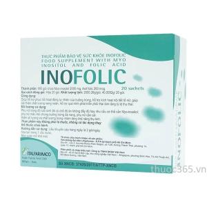 Thuốc Inofolic