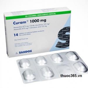 Thuốc Curam  1g