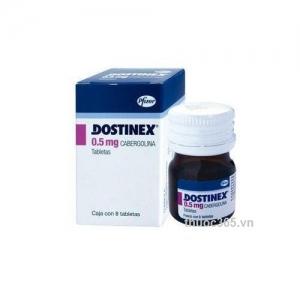 Thuốc dostinex 0.5mg