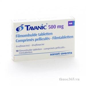 Thuốc Tavanic 500mg