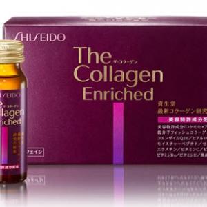 Shiseido the collagen enriched dạng nước