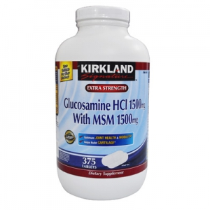 Glucosamine HCl with MSM 1500mg