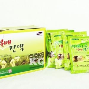 Nước giải rượu Hàn Quốc Hovenia dulcis thunberg