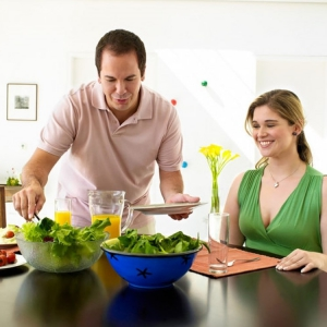 Ăn gì tốt cho trứng và niêm mạc để dễ thụ thai