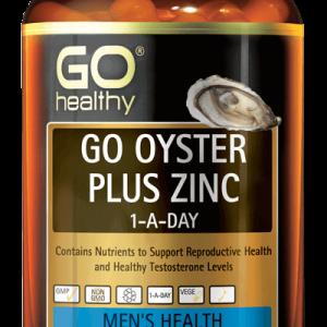 Tinh Chất Hàu Go Oyster Plus Zinc 1-A-Day