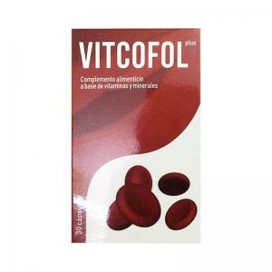 VITCOFOL Plus- Bổ Sung Sắt, Hỗ Trợ Điều Trị Thiếu Máu