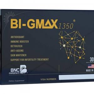 BI-GMAX 1350 Mỹ (Hộp 30 viên)