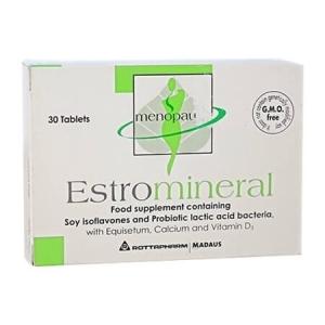 Estromineral Cải Thiện Các Triệu Chứng Mãn Kinh