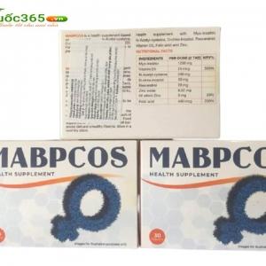 MABPCOS – Hỗ Trợ Điều Trị Buồng Trứng Đa Nang