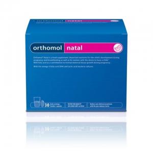 Orthomol Natal – Vitamin Khoáng Chất Cho Bà Bầu