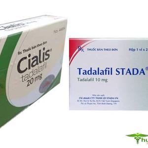 Thuốc Tadalafil 20mg, 10mg, 5 mg