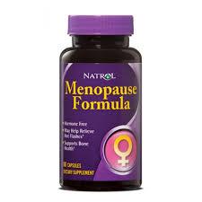 natrol menopause formula 60 viên
