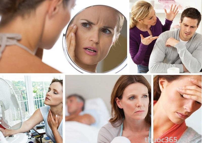 """""""""""Hình ảnh 4: Đối tượng sử dụng thuốc menopause one"""