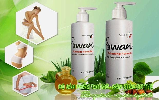Swan - Tan mỡ săn chắc cơ thể