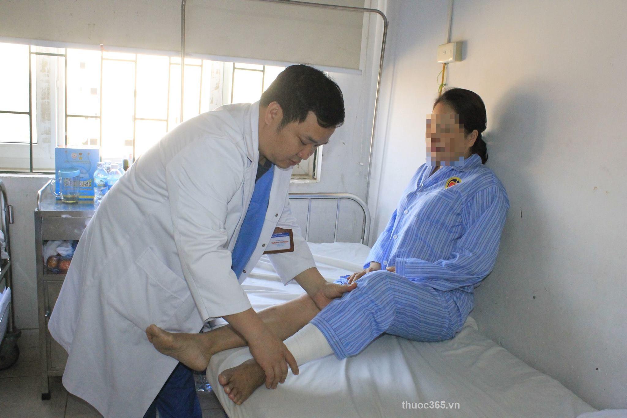 Thuốc lovenox 40mg giúp giảm huyết khối tĩnh mạch