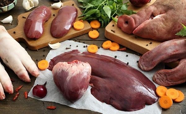 Inositol có nhiều trong gan, mật