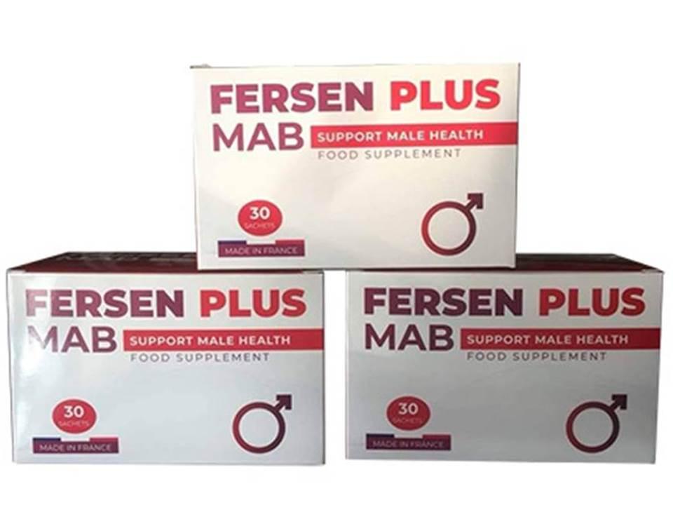 Fersen Plus MAB tăng chất lương tinh trùng