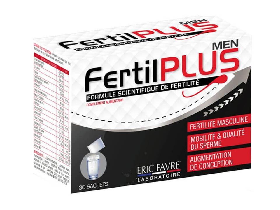 thuốc bổ tinh trùng y fertil plus men