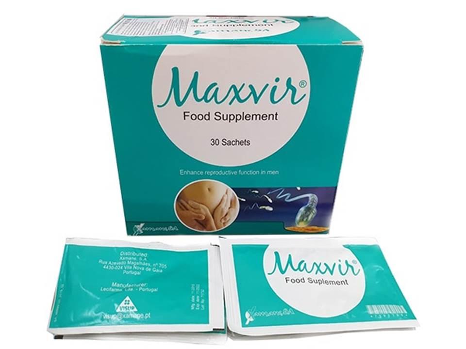 Maxvir bổ tinh trùng