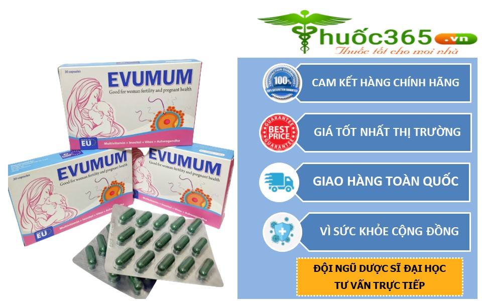 Evumum bán ở đâu